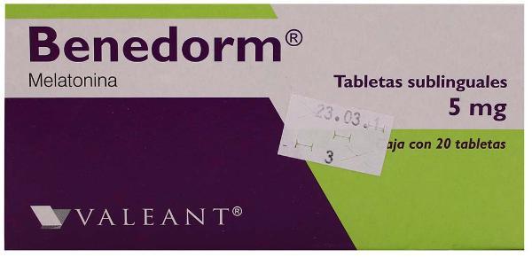 Benedorm de 5 mg