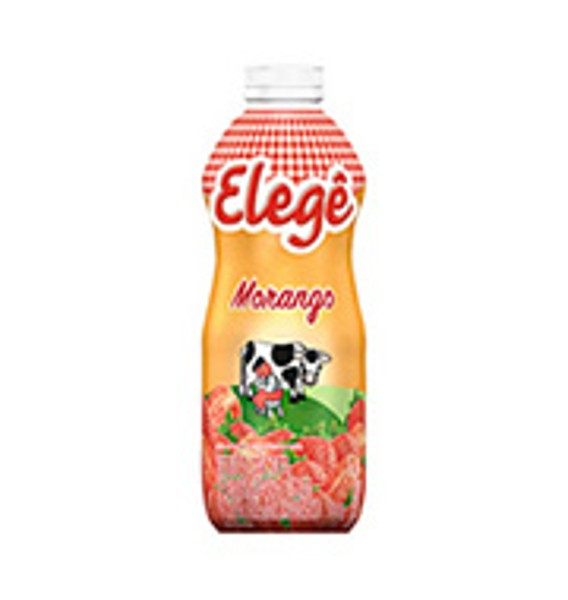 Bebida láctea morango