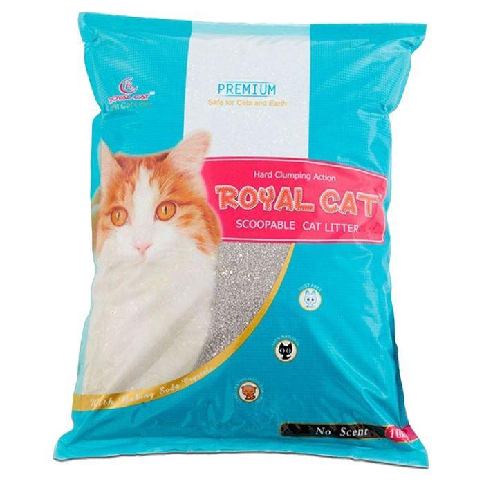 Arena sanitaria Royal Cat 10 Kg