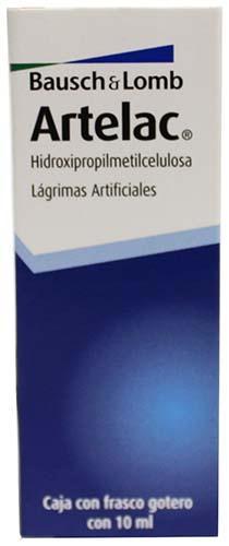 Artelac lágrimas artificiales solución oftálmica
