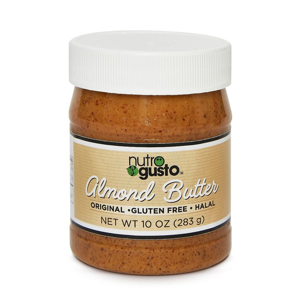 Natural Almond Butter 283g