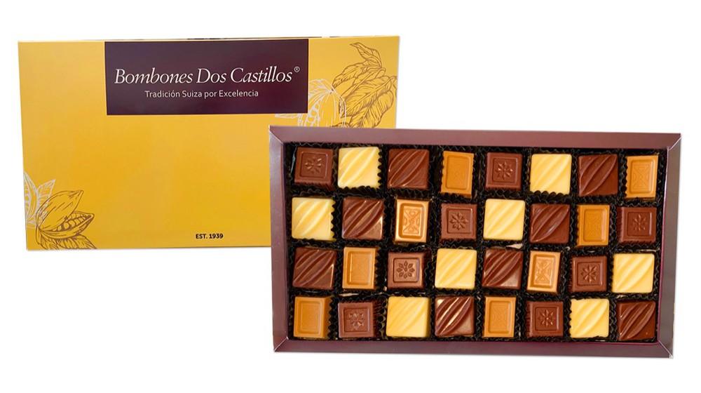 Caja Chocolates Surtidos Nº 2 260 grs