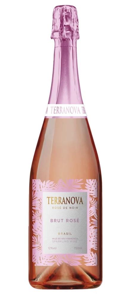 Espumante Terranova brut rosé