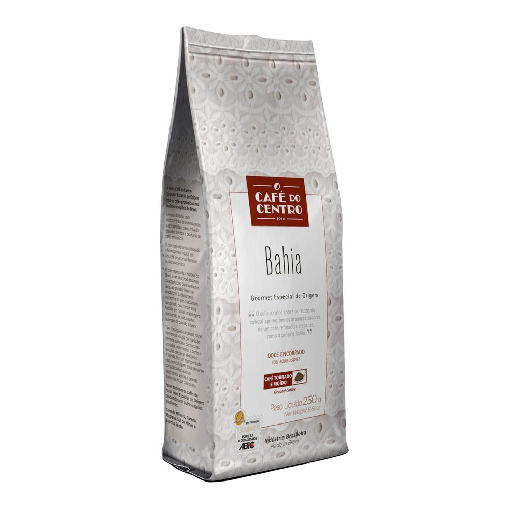 Café cerrado mineiro torrado e moído Bahia