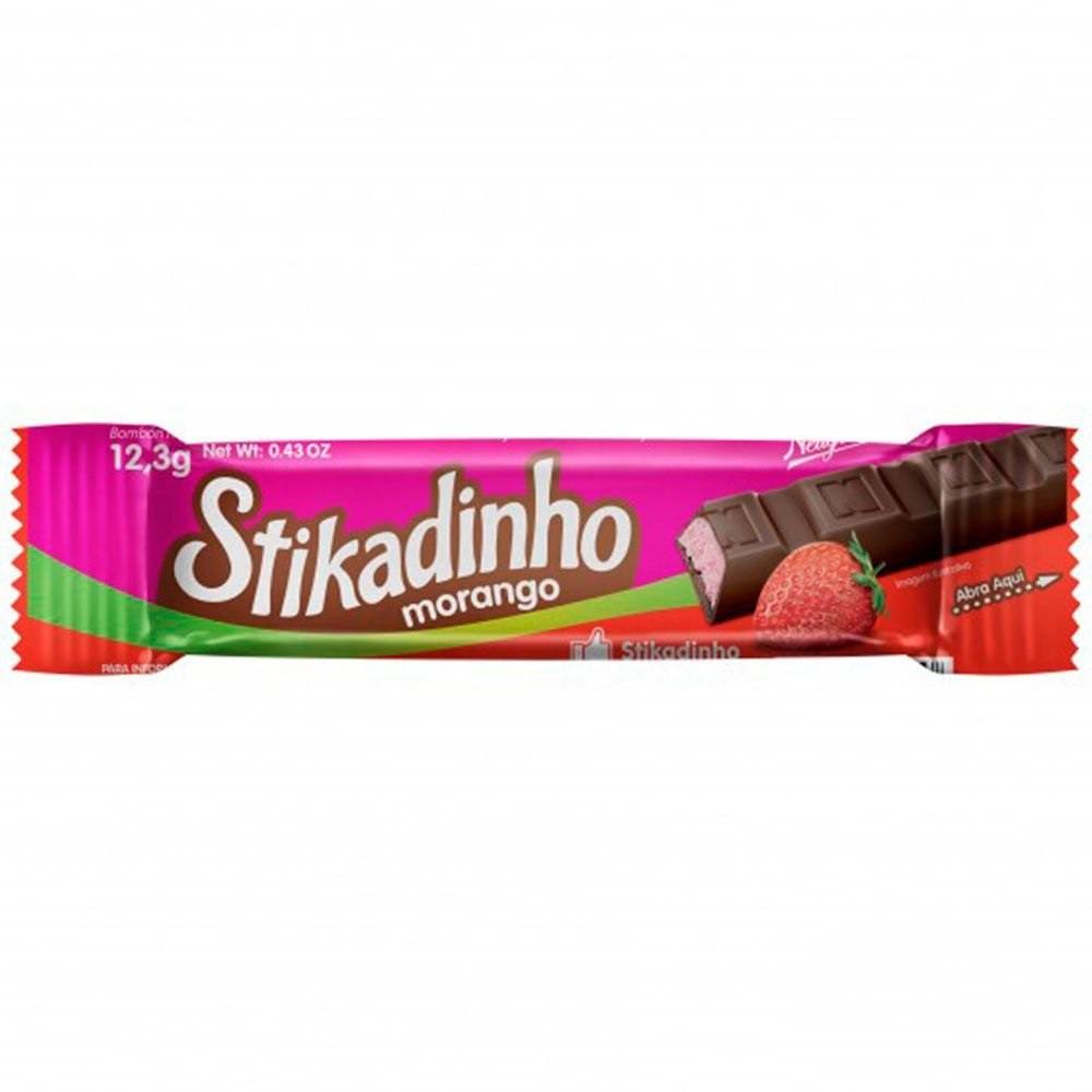 Chocolate Stikadinho