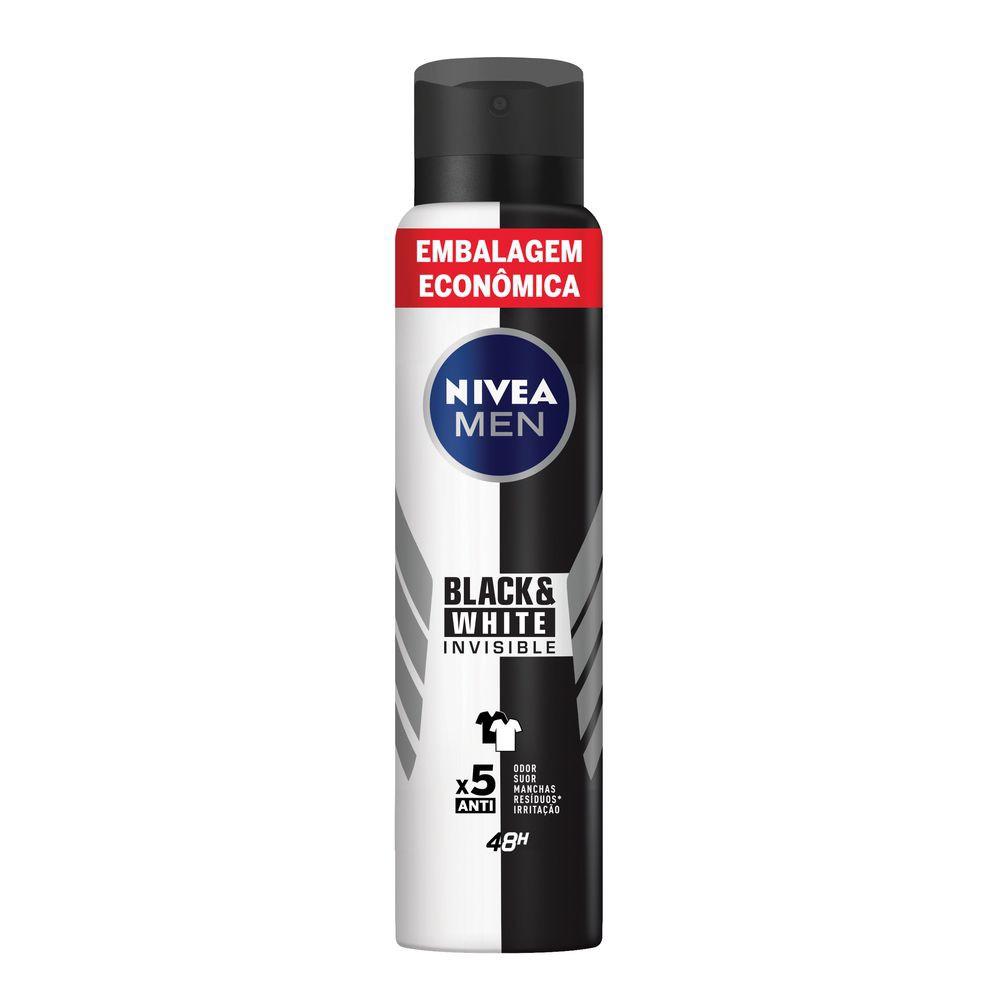 Desodorante black & white masculino
