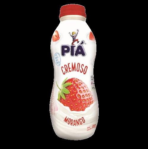 Iogurte Cremoso Morango