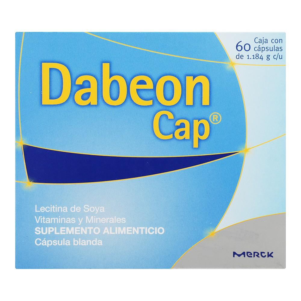 Dabeon cápsulas