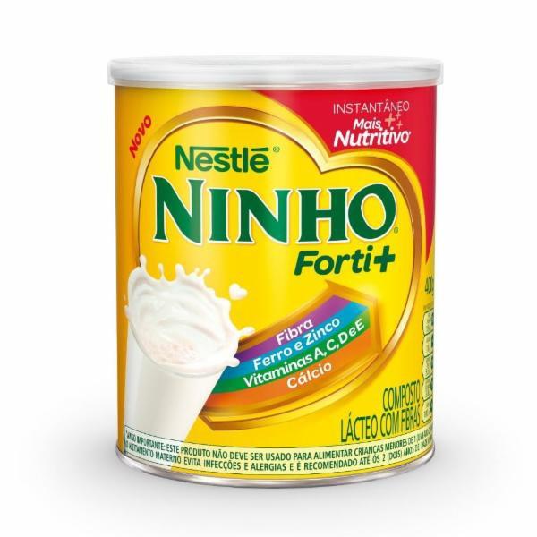 Composto lácteo instantâneo forti+ Ninho