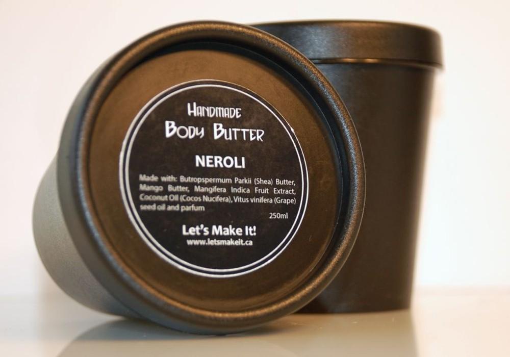 Whipped Shea Body Butter - Neroli