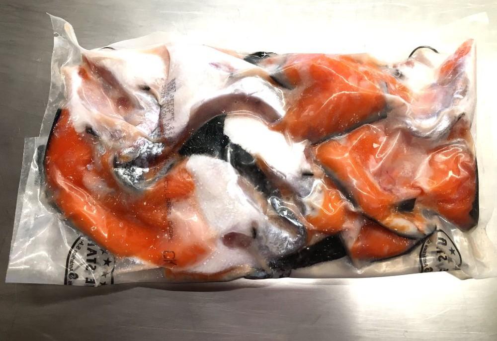 Kamaniku (collares crudos salados) 1 kg.