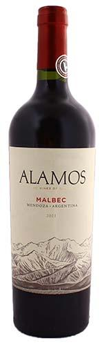 Vino tinto malbec mendoza argentino