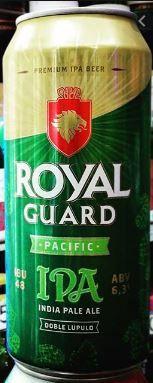 Cerveza royal ipa 6.3º