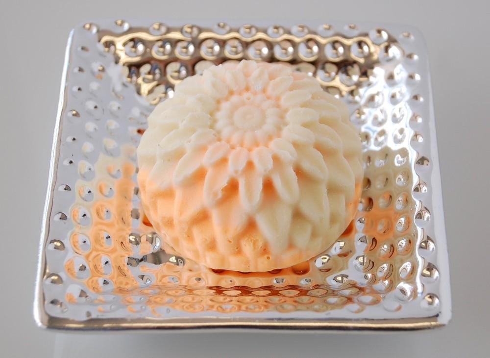 Cold process soap - mango
