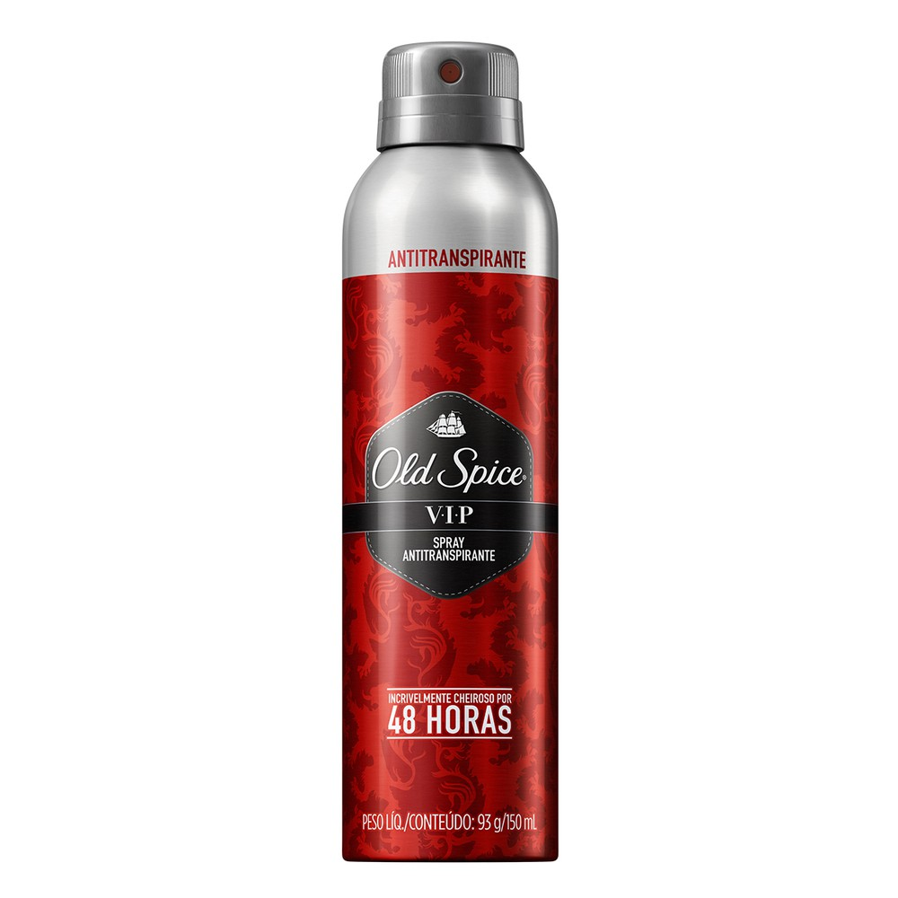 Desodorante spray vip