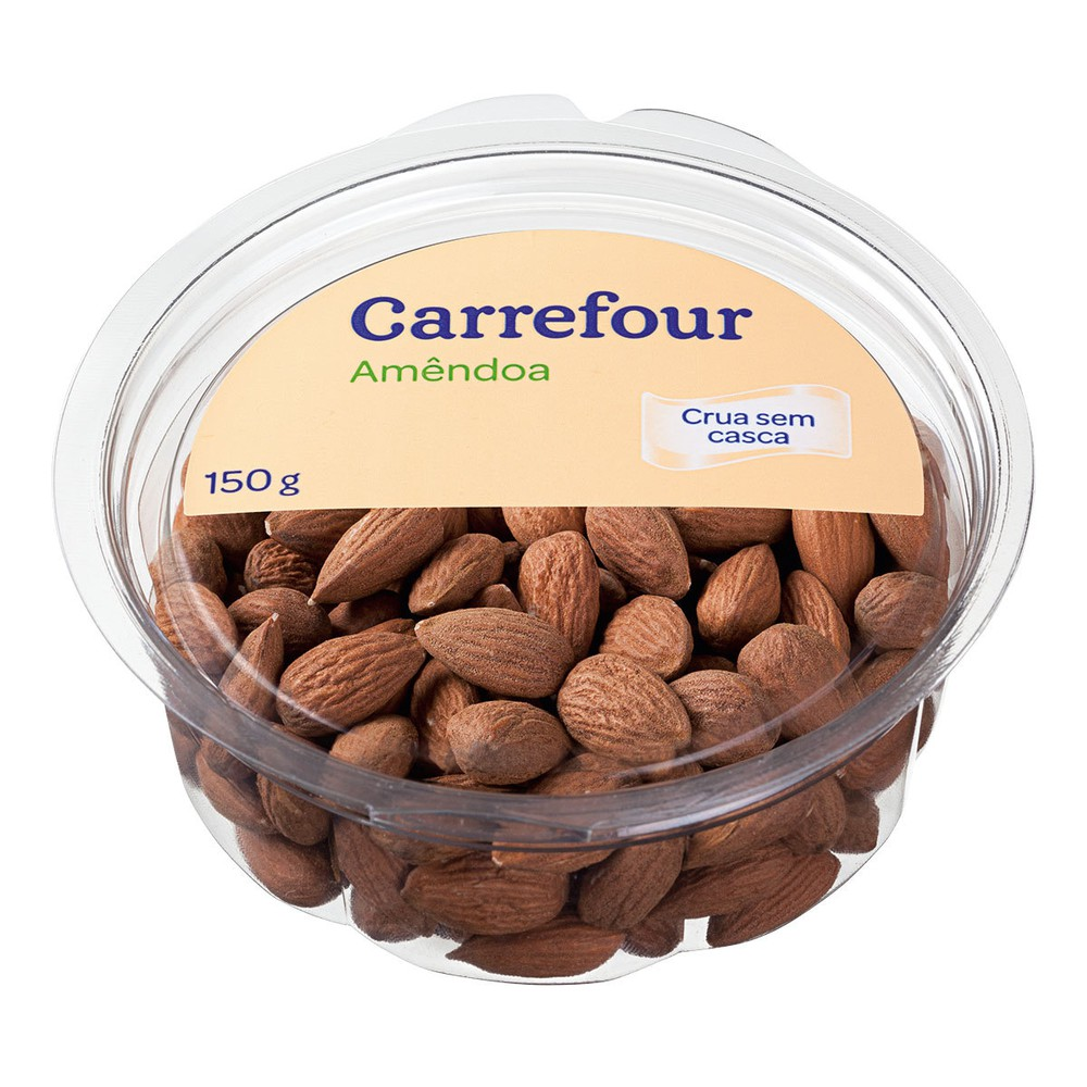 Amêndoa Descascada Carrefour