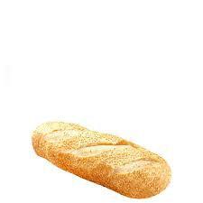 Mini baguete francesa gergelim