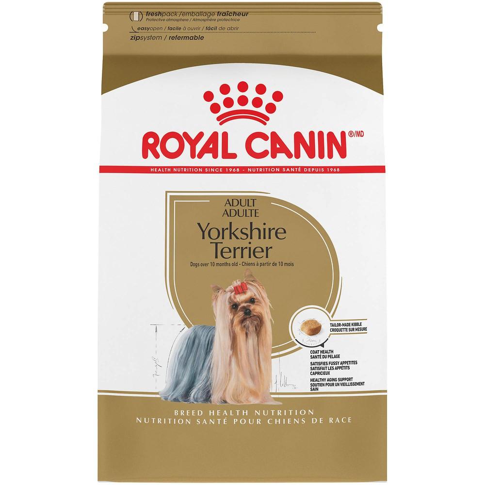 Alimento para Yorkshire Terrier adulto