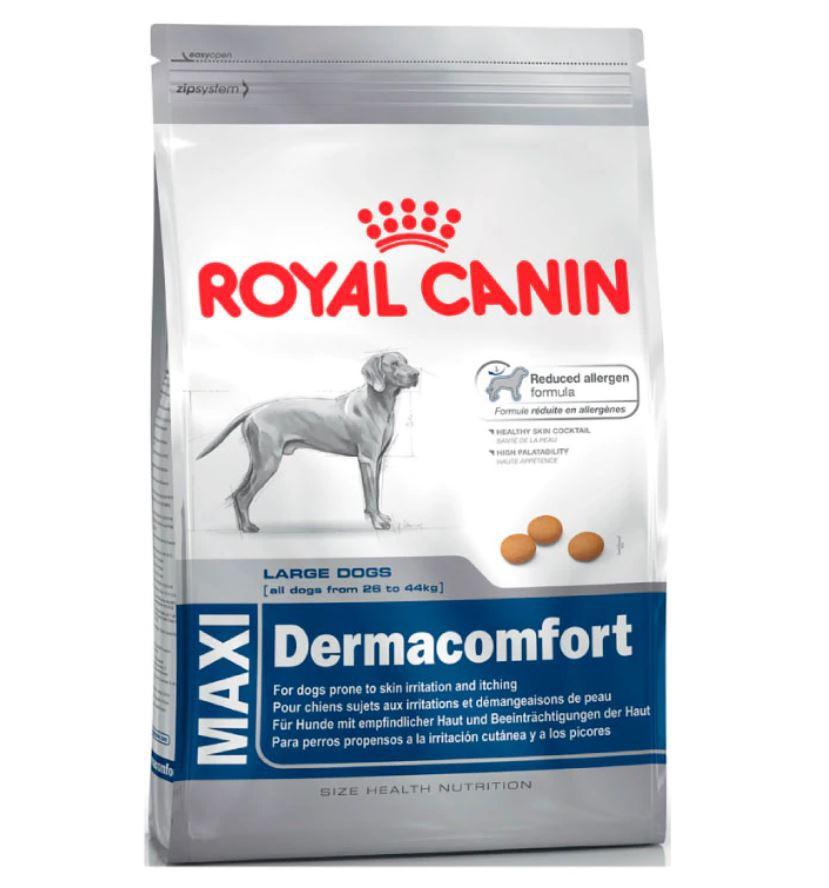 Alimento para perro maxi dermacomfort
