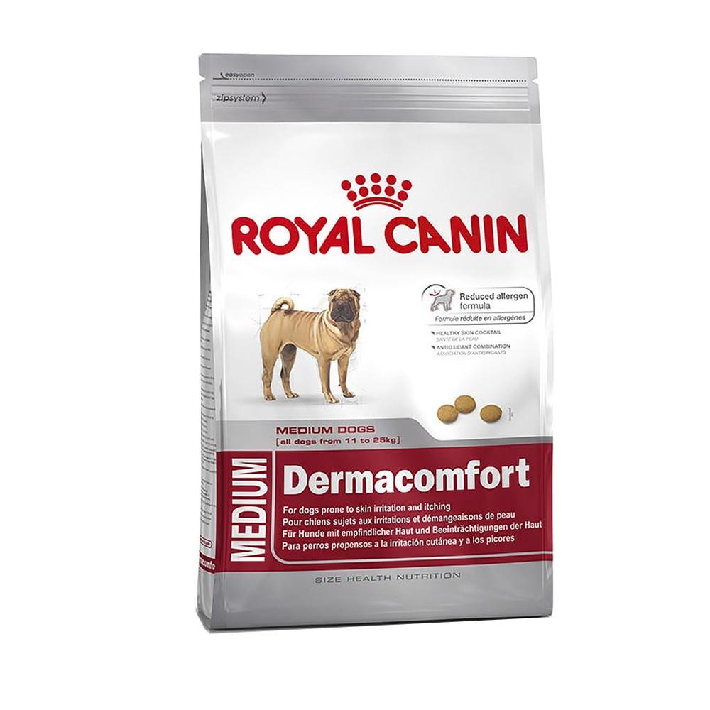 Alimento para perro medium dermacomfort