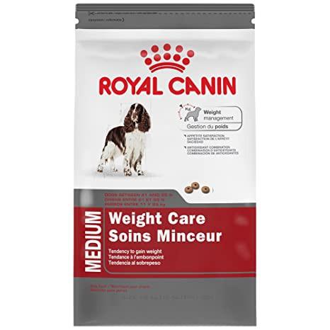 Alimento perro adulto mediano control de peso