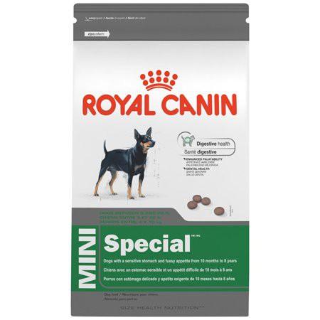 Alimento para perro adulto pequeño especial
