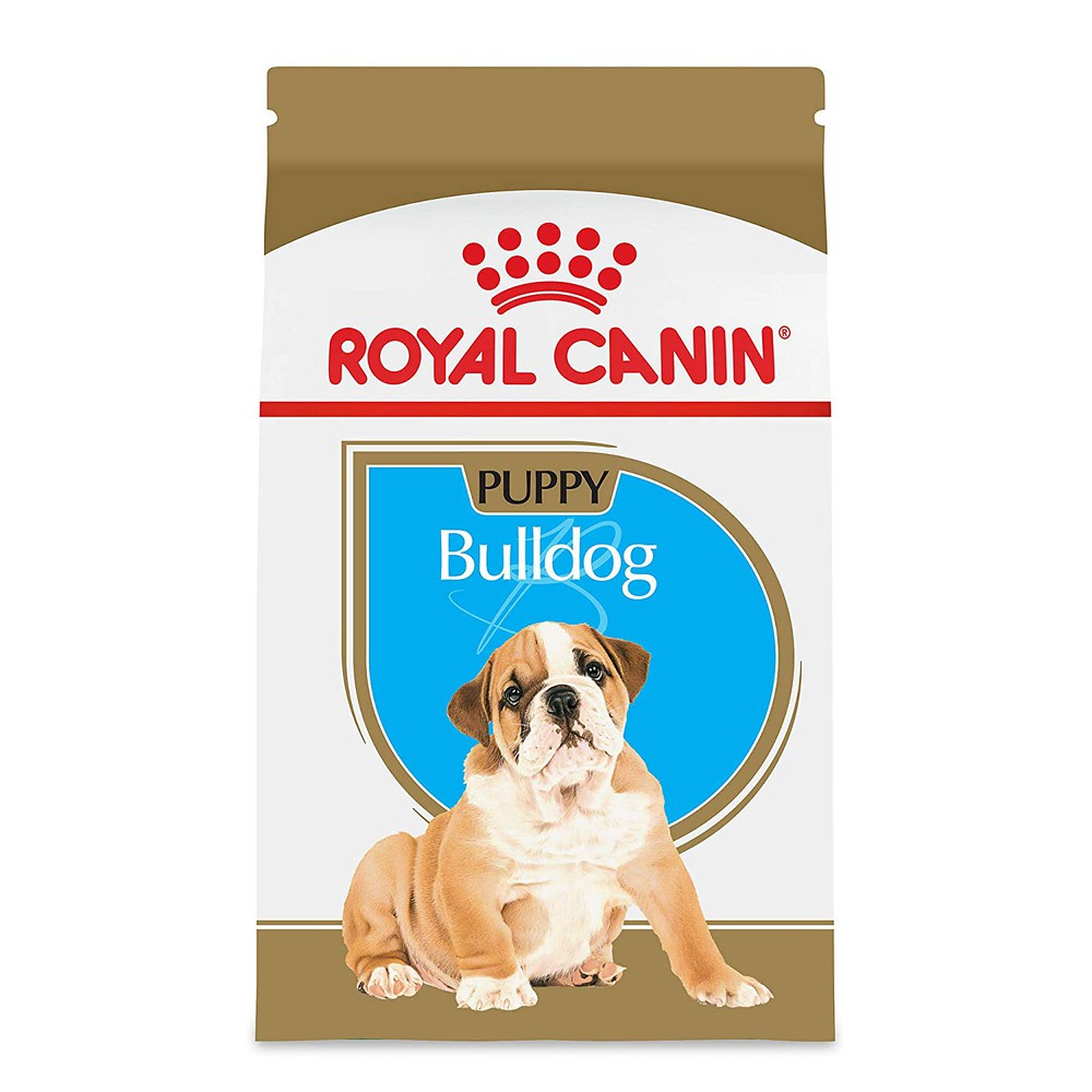 Alimento para bulldog cachorro