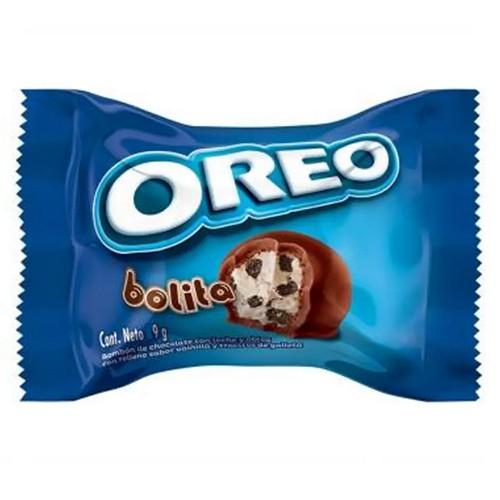 Chocolatina bolita individual 9 g