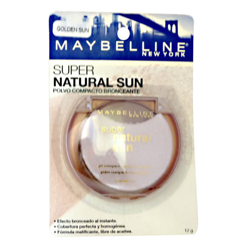 Polvo compacto bronceante Super Natural Sun