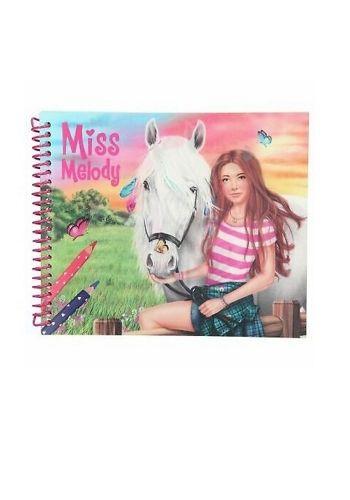 Viste tu caballo de miss melody 19 x 15 x 1 cm