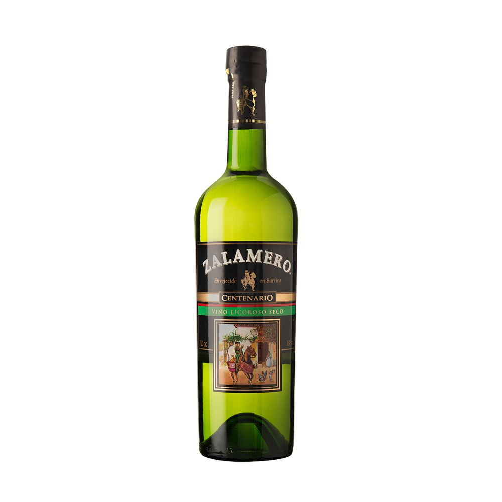Vino seco Zalamero
