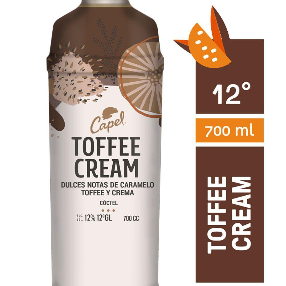 Toffee cream 12°