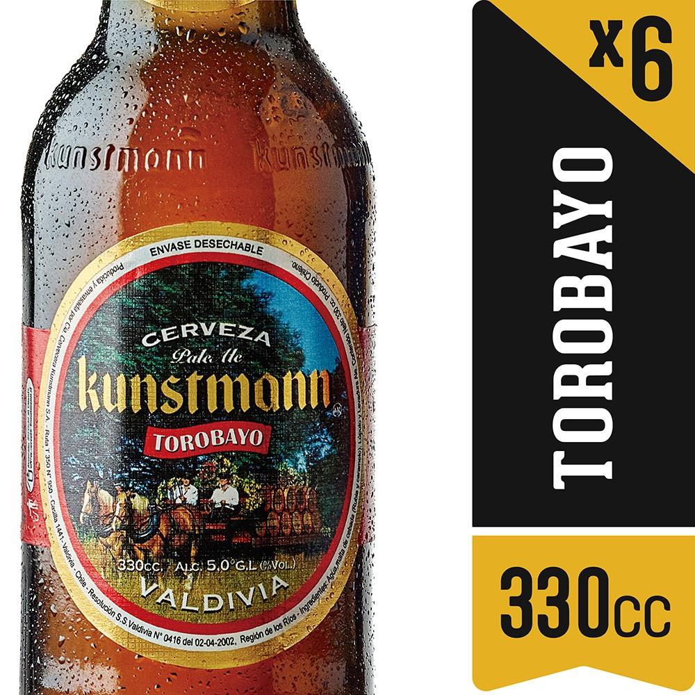 Cerveza Torobayo