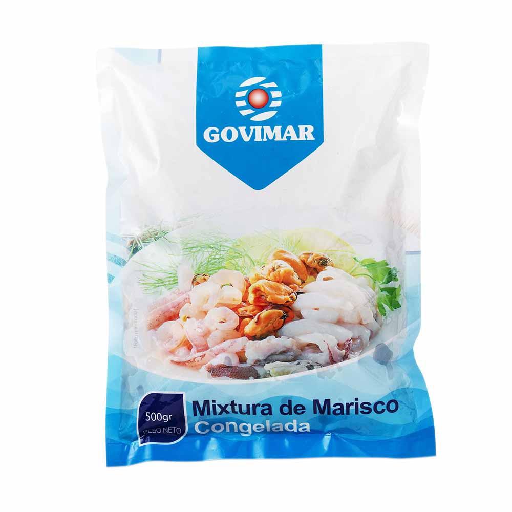 Mixtura De Mariscos Premium Govimar Bolsa