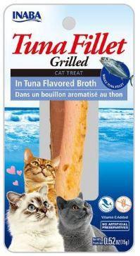 Filete grillado atún