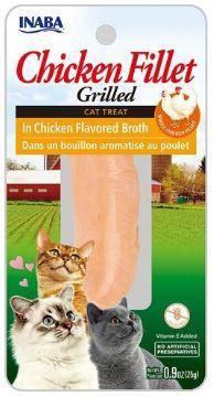 Filete grillado pollo
