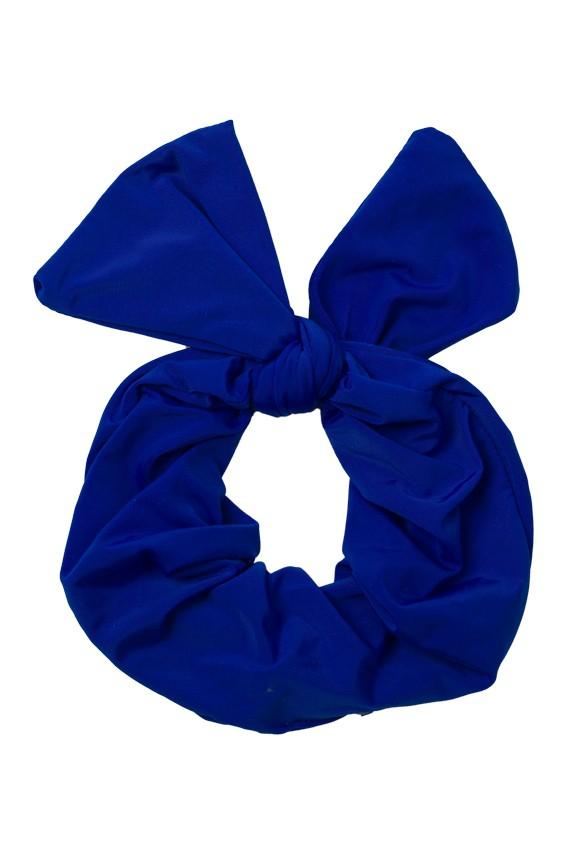 Colet azul