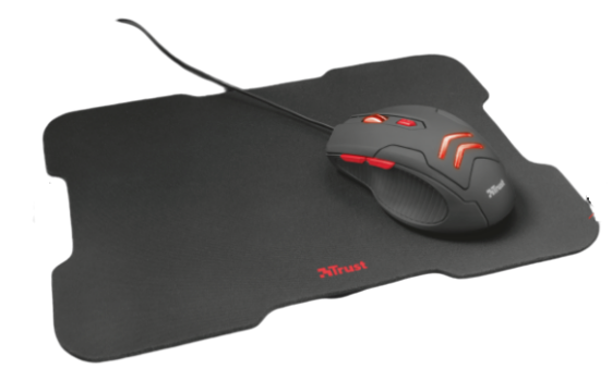 Mouse & pad gaming ziva