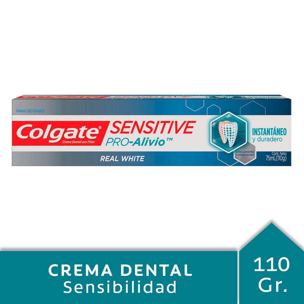 Pasta dental Sensitive Pro-alivio blanqueadora