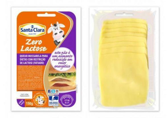 Queijo mussarela zero lactose