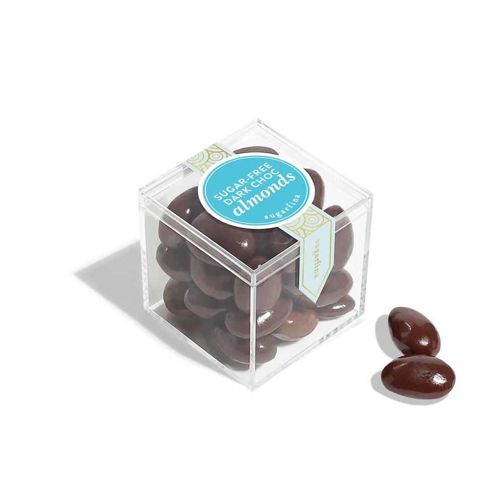 Dark Chocolate Almonds (Sugar Free)