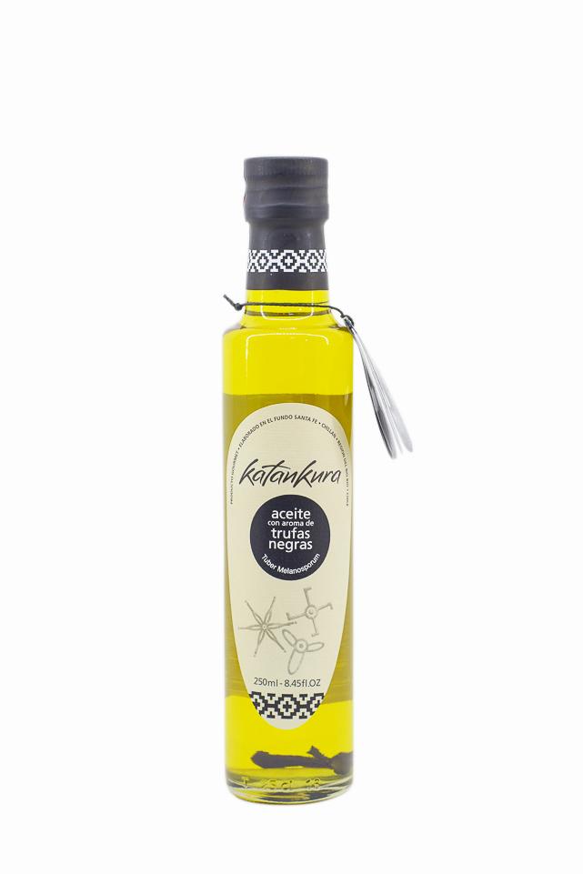 Aceite con aromas de trufas negras Botella 250ml