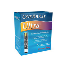 One Touch Ultra 50cintas