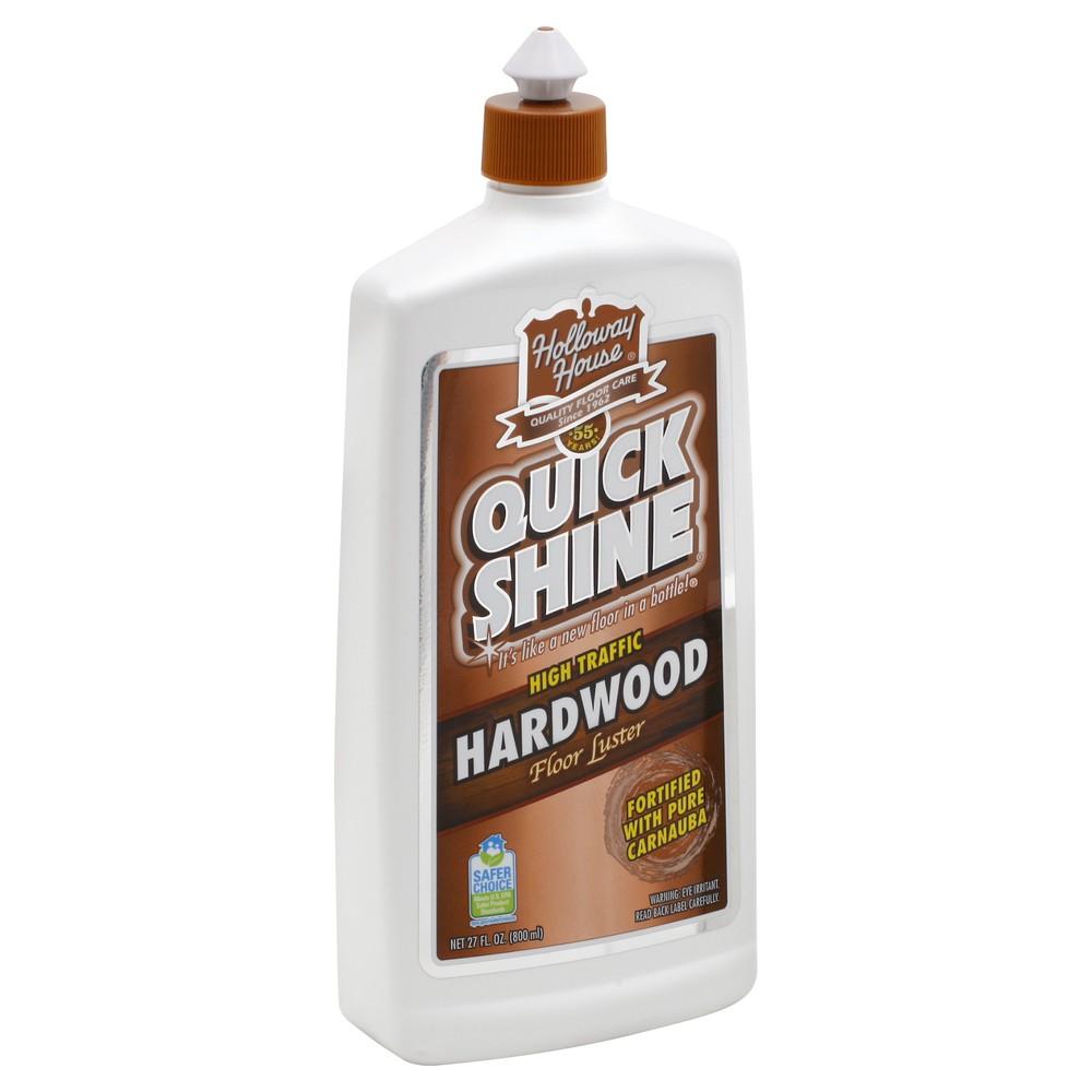 Quick Shine High Traffic Hardwood Floor