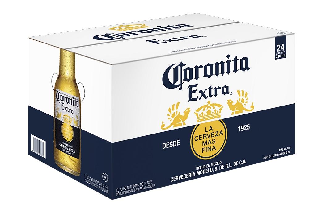 Cerveza clara extra