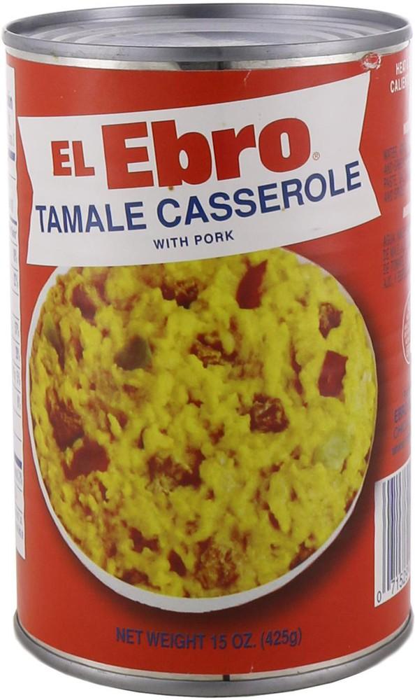Tamale Casserole with Pork 15 oz