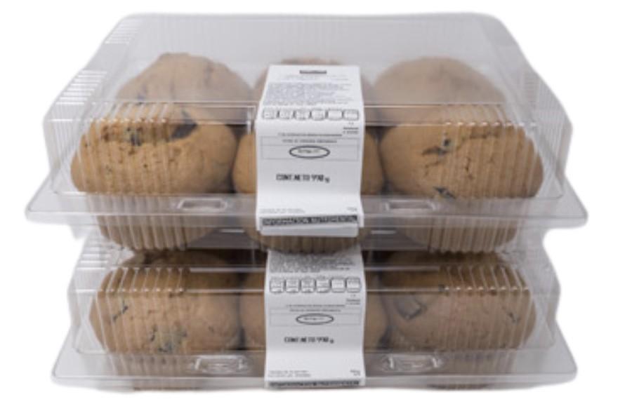 Muffins blueberry