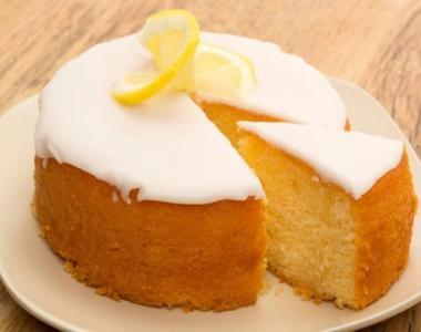 Panqué de limón