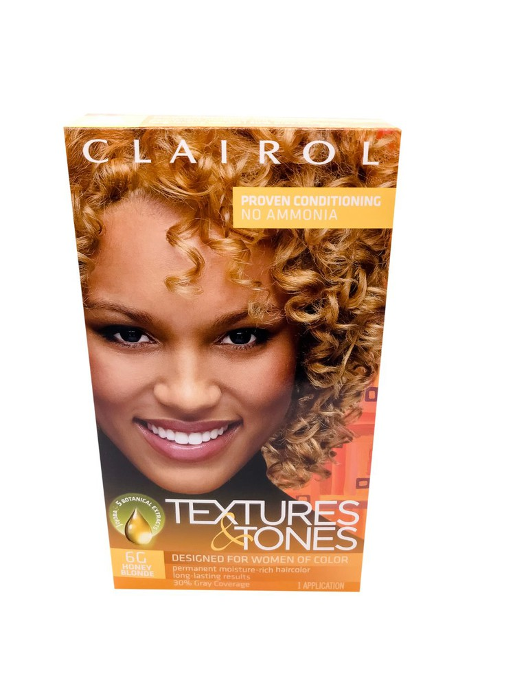 Texture&Tones 6G Honey Blonde 1 box
