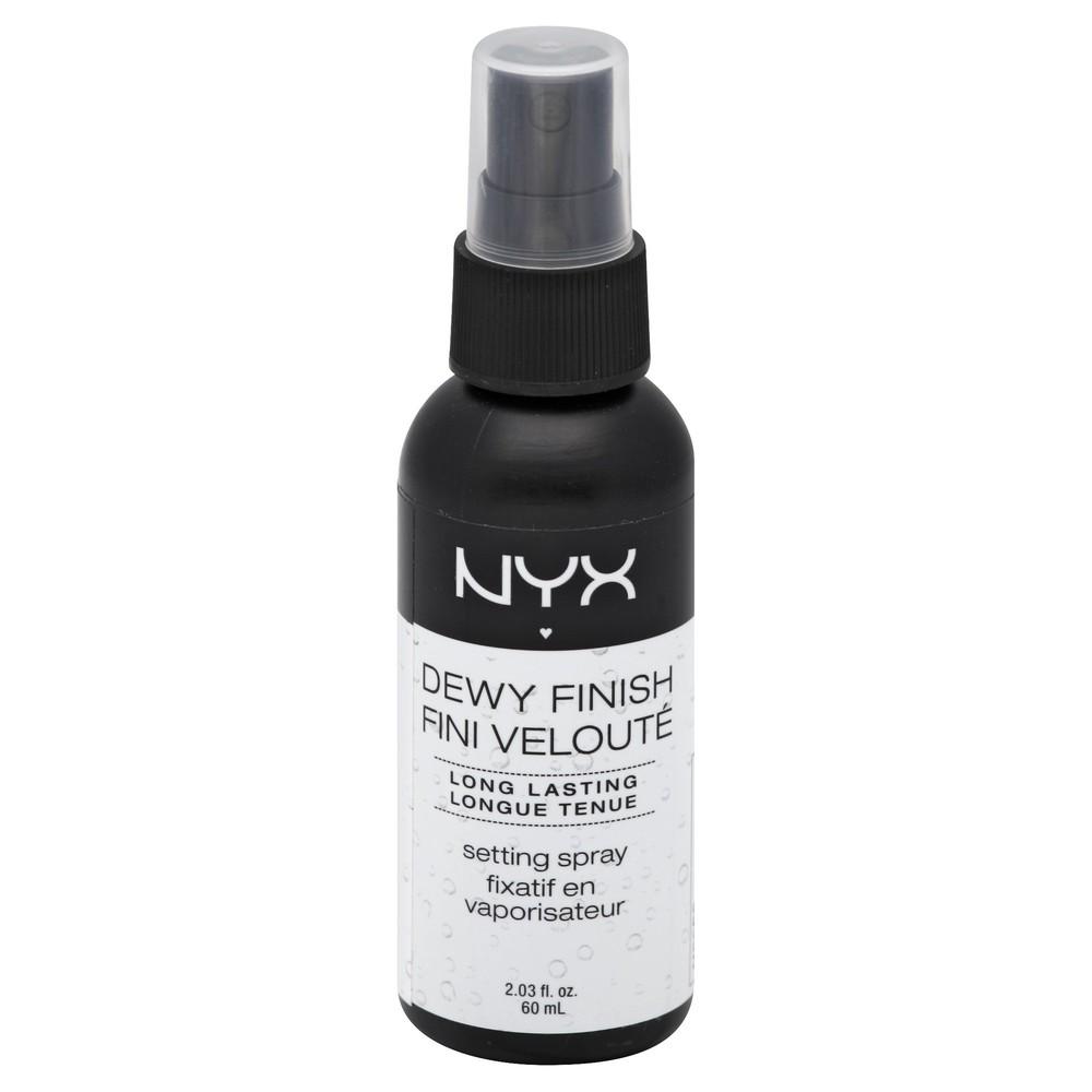 Makeup Setting Spray, Dewy